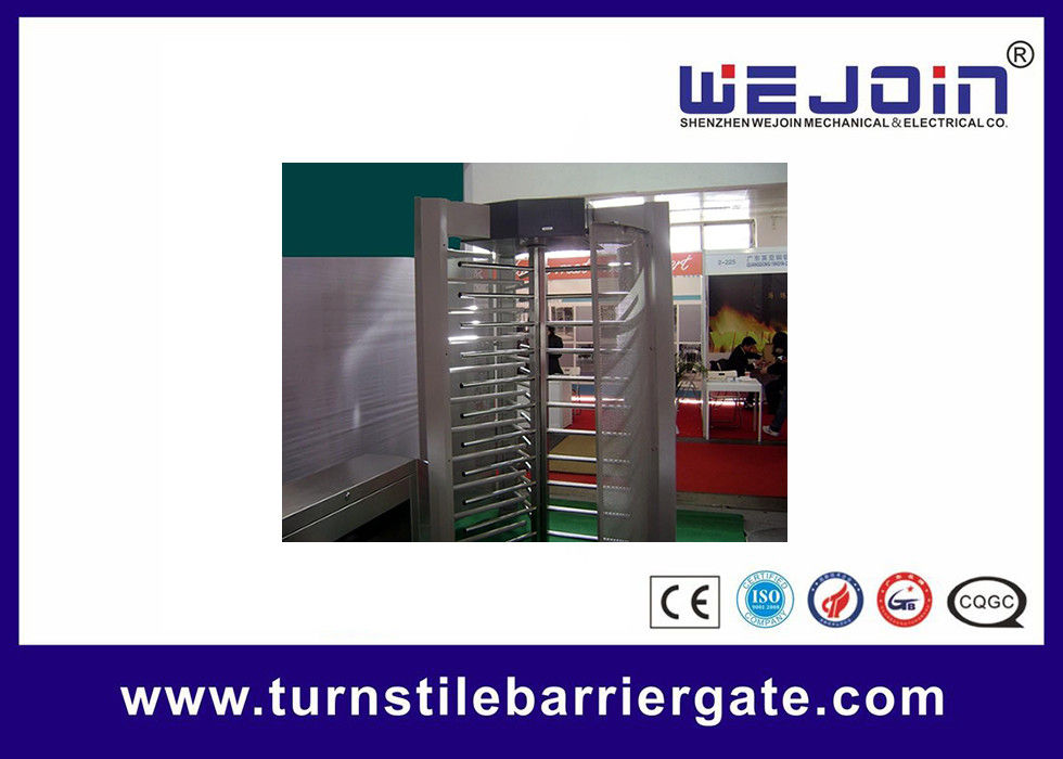 Electronic pedestrian barrier gate / Subway Access Control Turnstile Gate προμηθευτής